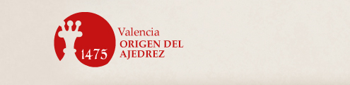 1475 Valencia, origen valenciano del ajedrez